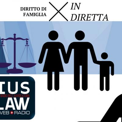 diritto difamiglia in diretta evidenza