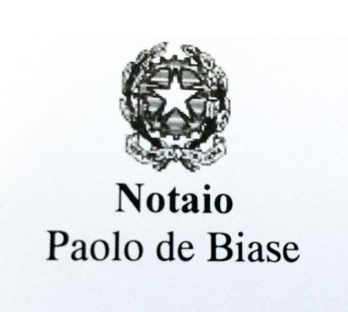 Notaio Paolo de Biase - Notaio digitale e sgravi acquisto prima casa ...