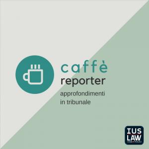 logo caffè reporter