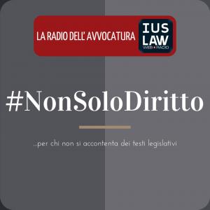 #NonSoloDiritto