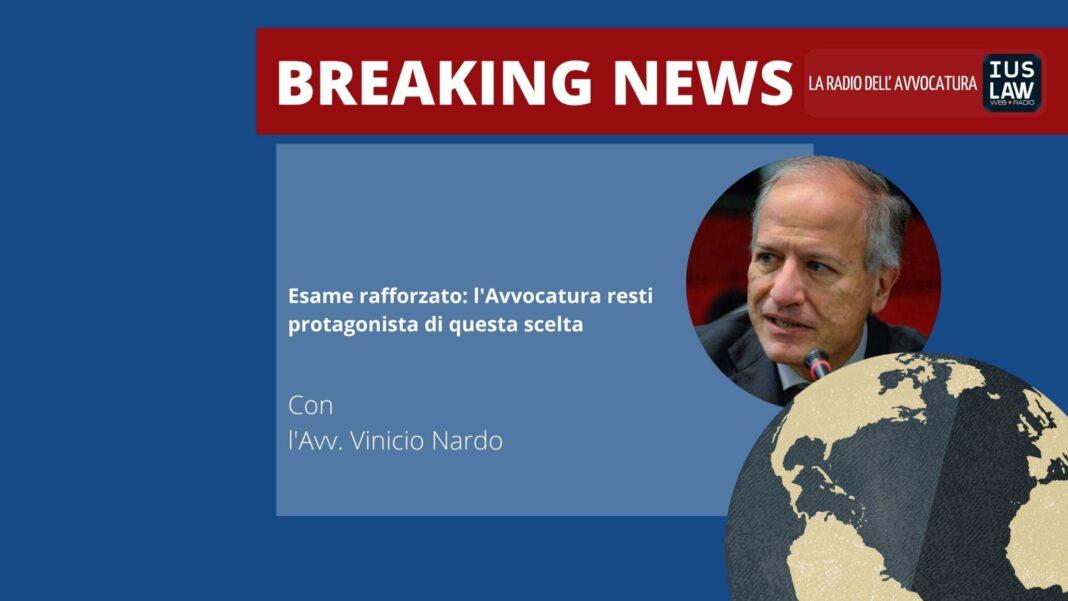 Vinicio Nardo BN esame