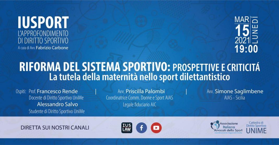IuSport 15 mar