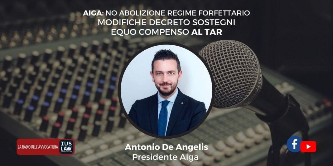 De Angelis AIGA speciale