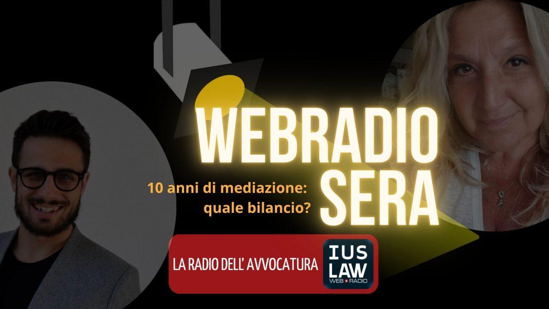 Webradiosera mediazione