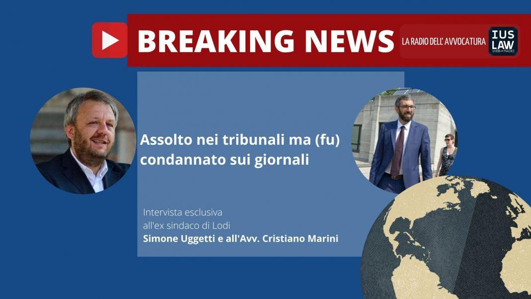 Breaking news uggetti