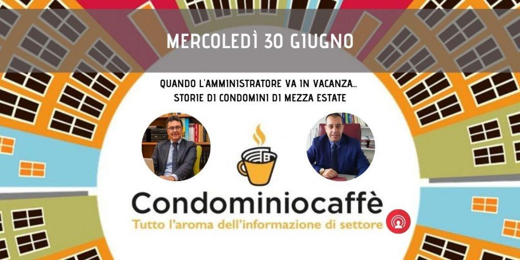 Condominio Caffè trenta giu